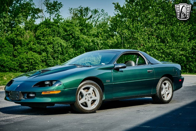 1996 Chevrolet Camaro Z28 SS Coupe RWD