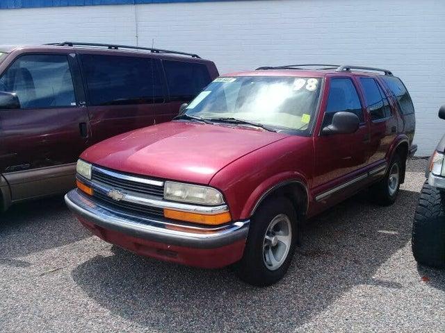 1998 Chevrolet Blazer LS 4-Door RWD