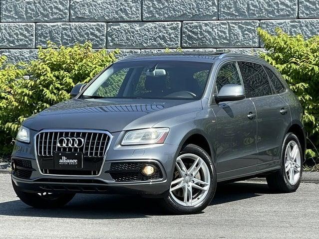 2013 Audi Q5 3.0T quattro Premium Plus AWD