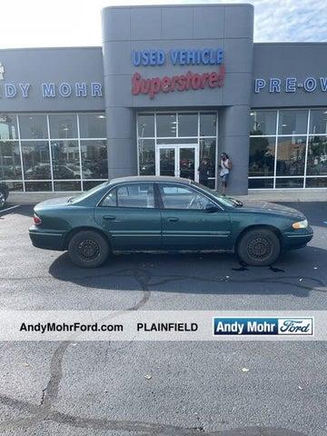 2001 Buick Century Custom Sedan FWD