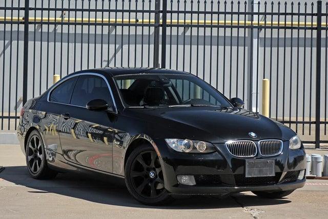 2007 BMW 3 Series 328xi Coupe AWD