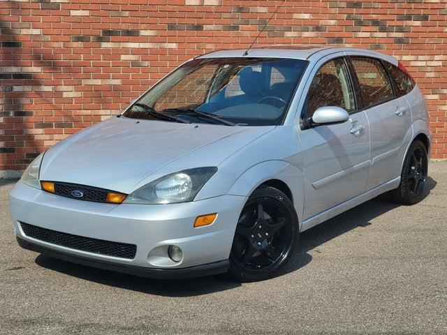 2003 Ford Focus SVT 4 Dr STD Hatchback
