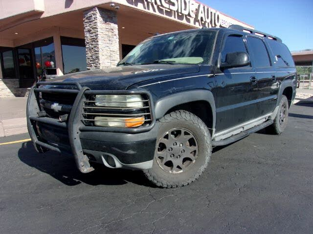 2005 Chevrolet Suburban 1500 Z71 4WD