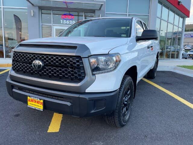 2019 Toyota Tundra SR5 Double Cab 4.6L 4WD