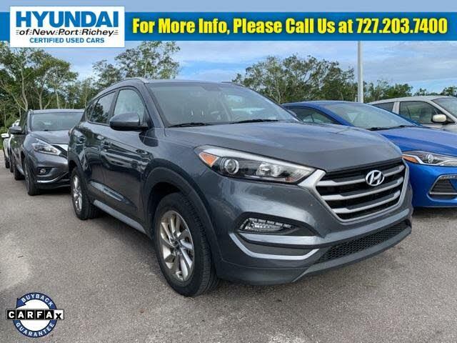2018 Hyundai Tucson 2.0L SEL FWD