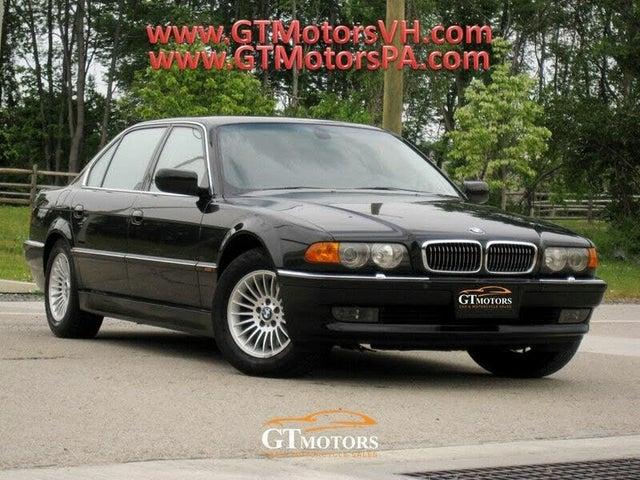 2000 BMW 7 Series 750iL RWD