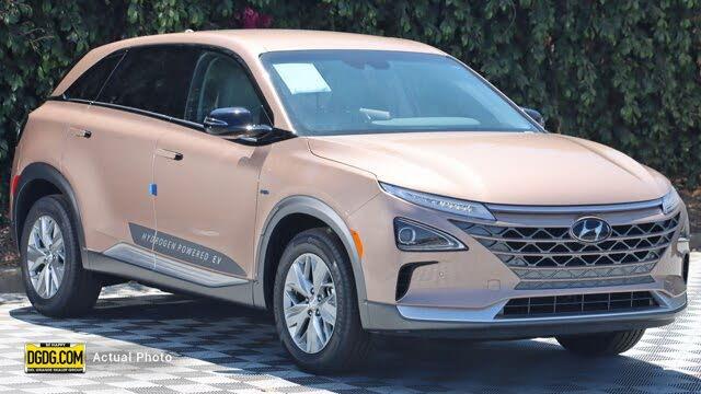 2021 Hyundai Nexo Blue FWD