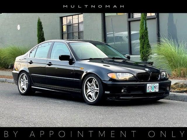 2004 BMW 3 Series 330i Sedan RWD