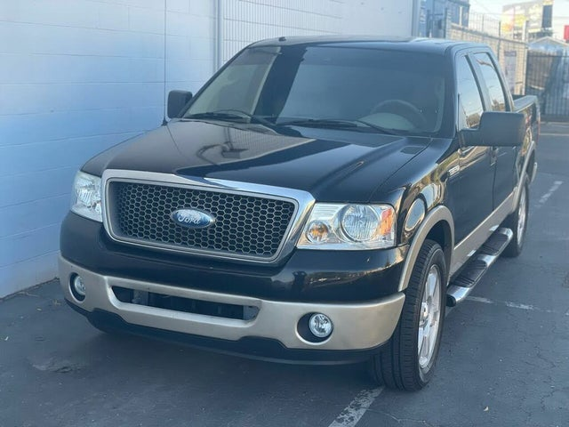 2007 Ford F-150 Lariat SuperCrew 5.5ft Bed