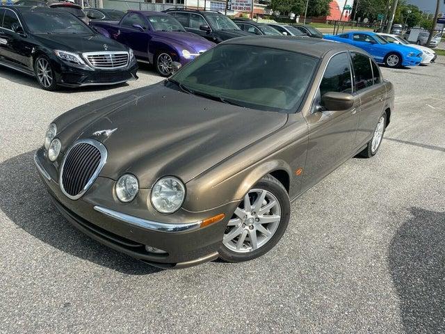 2001 Jaguar S-TYPE 3.0L V6 RWD