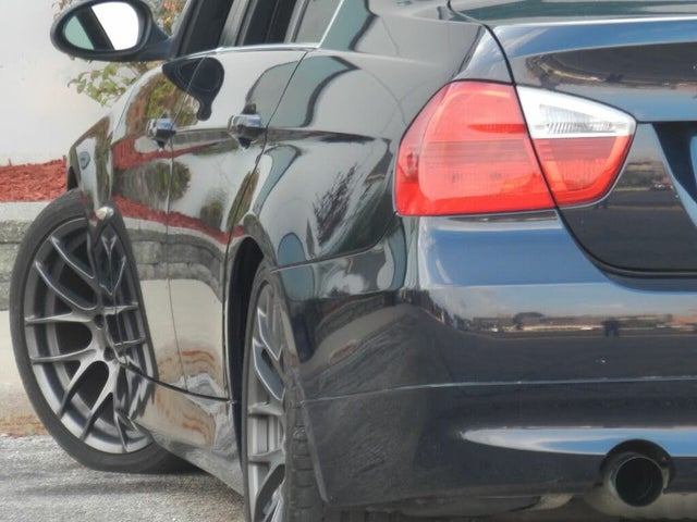 2007 BMW 3 Series 335i Sedan RWD
