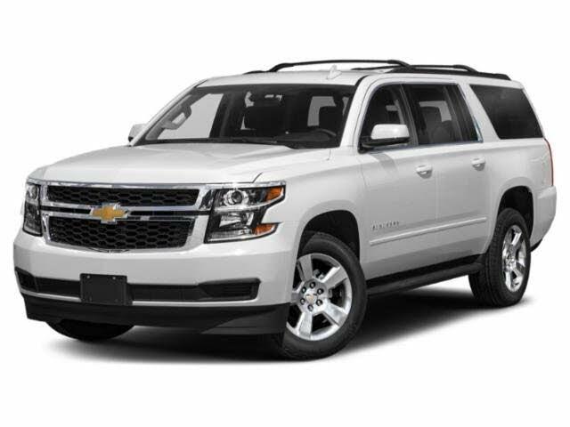 2018 Chevrolet Suburban 1500 LT RWD
