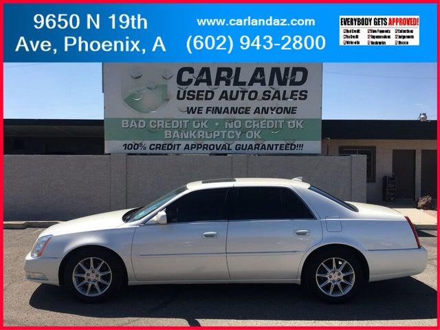 2011 Cadillac DTS Luxury FWD