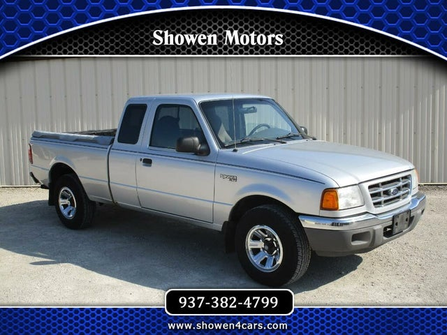 2001 Ford Ranger XL 2 Door Extended Cab RWD