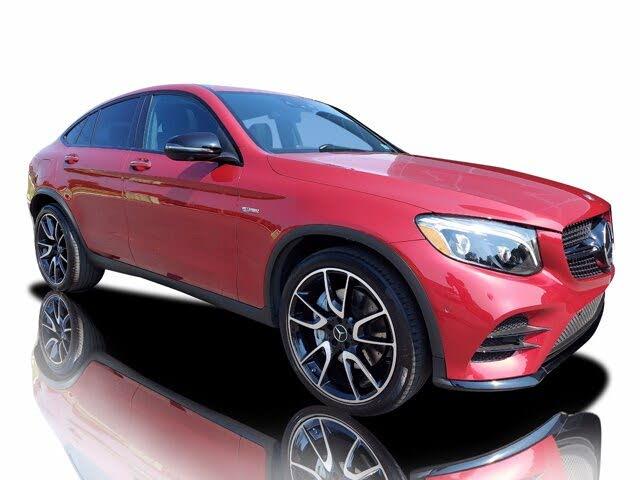 2019 Mercedes-Benz GLC-Class GLC AMG 43 Coupe 4MATIC AWD