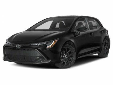 2022 Toyota Corolla Hatchback SE Nightshade Edition FWD