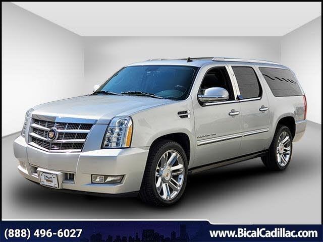 2014 Cadillac Escalade ESV Platinum 4WD