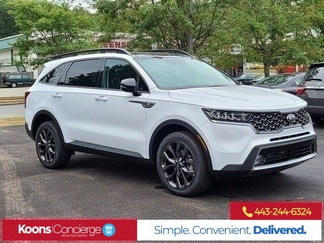 2021 Kia Sorento EX AWD
