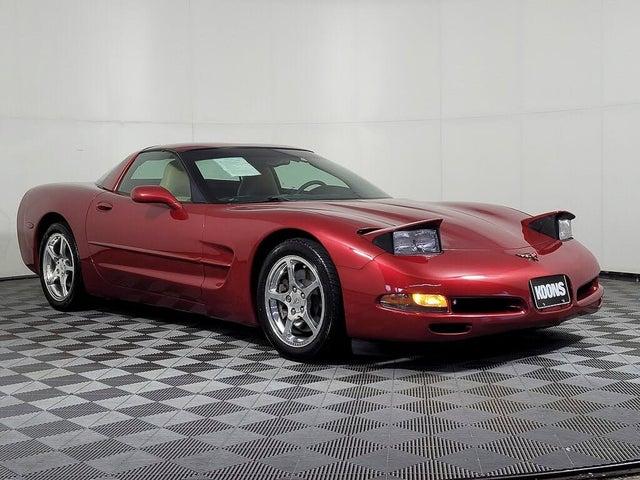 2002 Chevrolet Corvette Coupe RWD