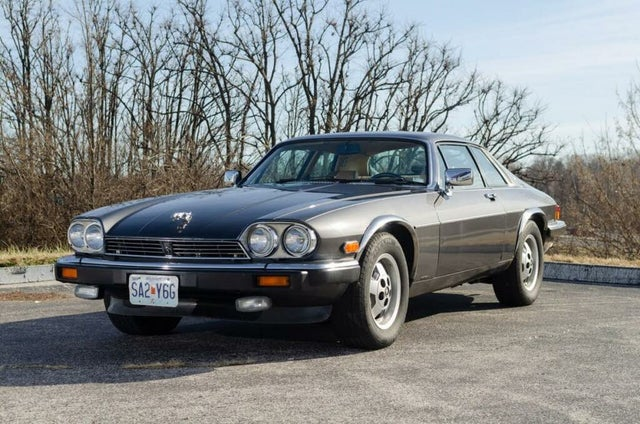 1986 Jaguar XJ-Series XJS Coupe RWD