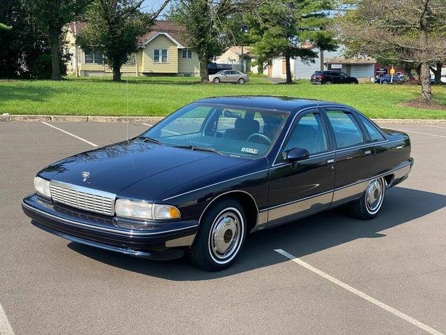 1991 Chevrolet Caprice Sedan RWD
