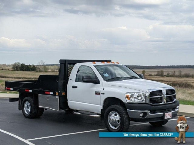 2007 Dodge RAM 3500 Chassis  DRW 4WD
