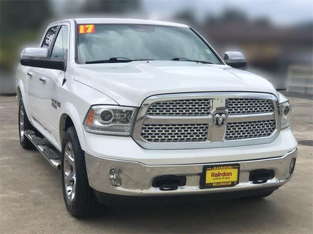 2017 RAM 1500 Laramie Crew Cab RWD