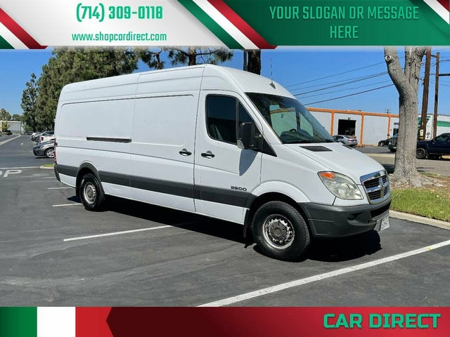 2007 Dodge Sprinter Cargo 2500 High Roof Extended 170 RWD