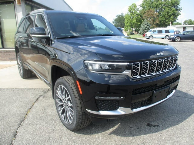 2021 Jeep Grand Cherokee L Summit Reserve 4WD
