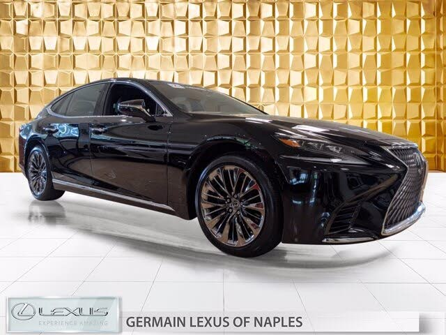 2020 Lexus LS 500 AWD
