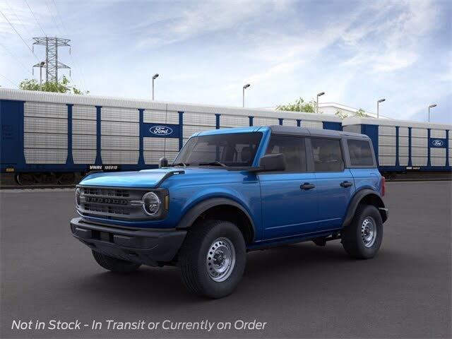 2021 Ford Bronco 4-Door 4WD