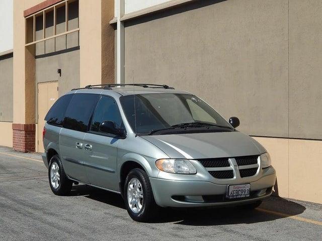 2004 Dodge Caravan SXT FWD