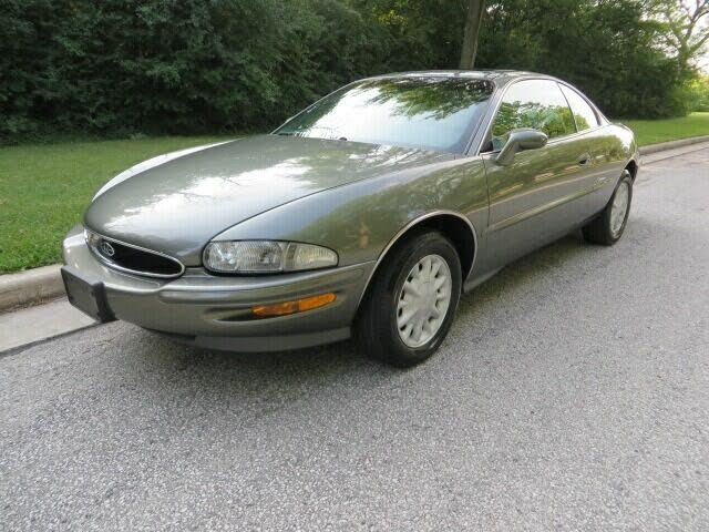 1996 Buick Riviera Supercharged Coupe FWD