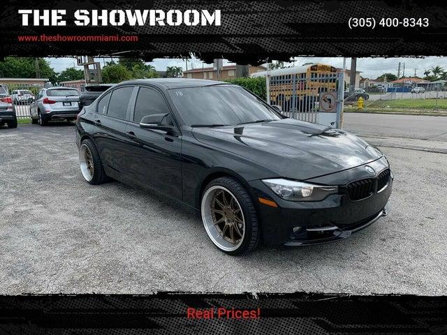 2014 BMW 3 Series 320i xDrive Sedan AWD