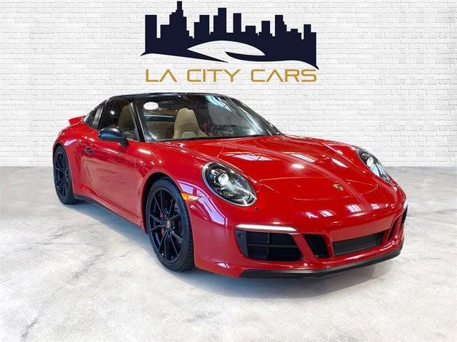 2018 Porsche 911 Targa 4 GTS Cabriolet AWD