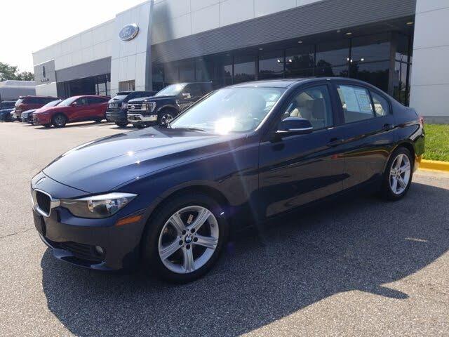 2014 BMW 3 Series 328d xDrive Sedan AWD