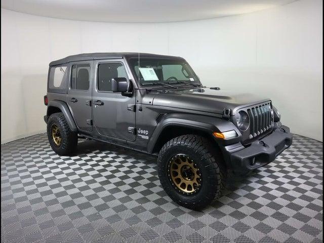 2019 Jeep Wrangler Unlimited Sport 4WD