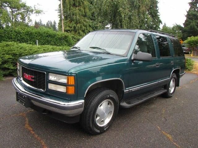 1996 GMC Yukon SLT 4WD