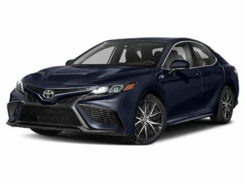 2022 Toyota Camry SE FWD