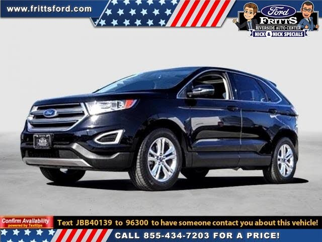 2018 Ford Edge SEL