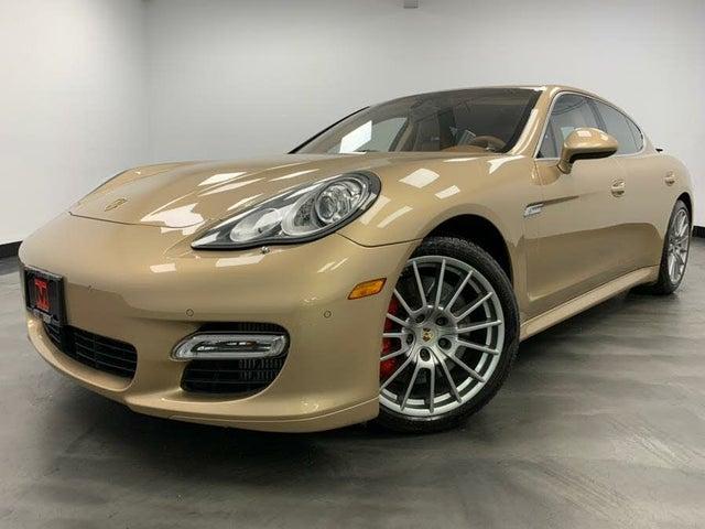 2012 Porsche Panamera Turbo AWD