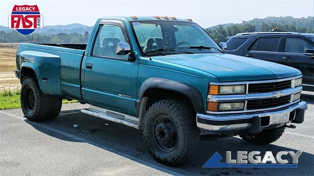 1994 Chevrolet C/K 3500 Cheyenne LB 4WD