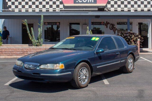 1996 Mercury Cougar XR7 Coupe RWD