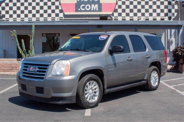 2008 GMC Yukon Hybrid RWD