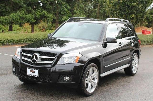 2010 Mercedes-Benz GLK-Class GLK 350 4MATIC