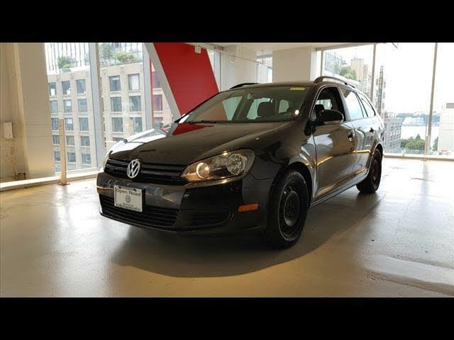 2012 Volkswagen Jetta SportWagen S FWD