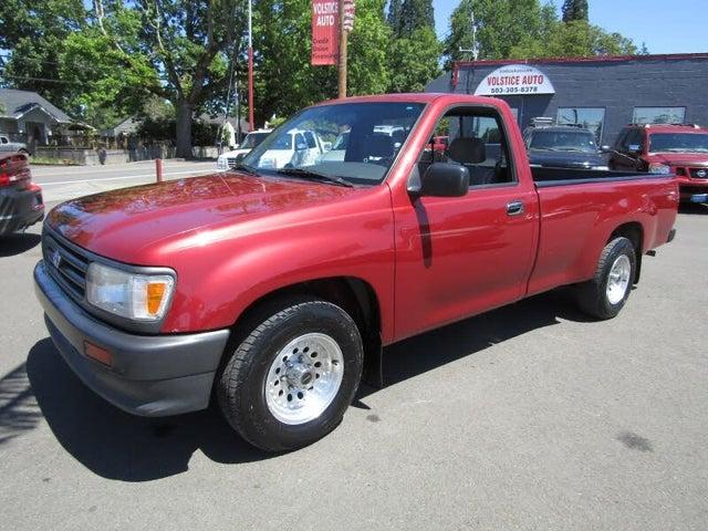 1993 Toyota T100 2 Dr STD Standard Cab LB