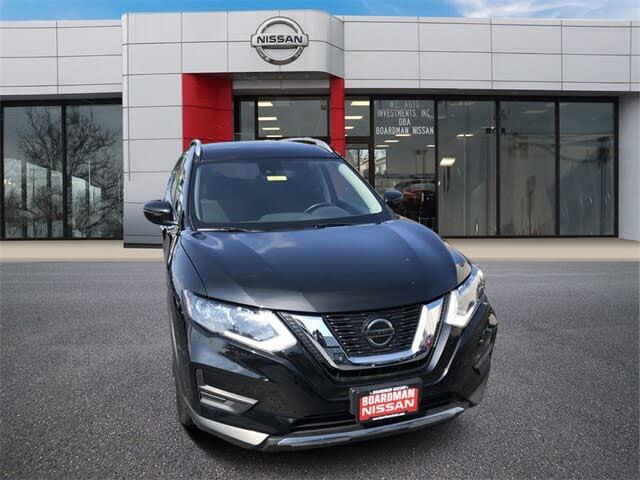 2020 Nissan Rogue SV AWD