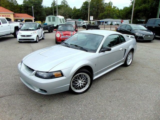 2001 Ford Mustang SVT Cobra Coupe