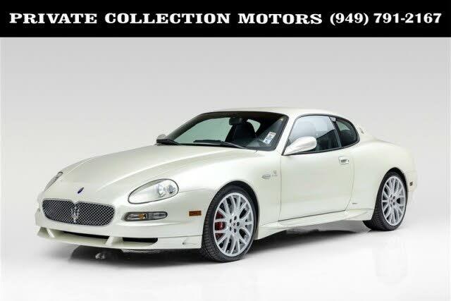 2005 Maserati GranSport 2 Dr STD Coupe